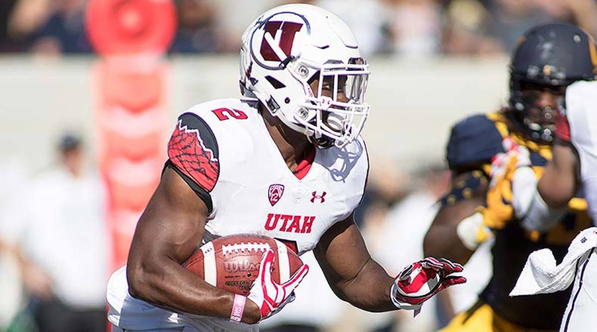Utah Utes Midseason Review and Second Half Preview: Zack Moss