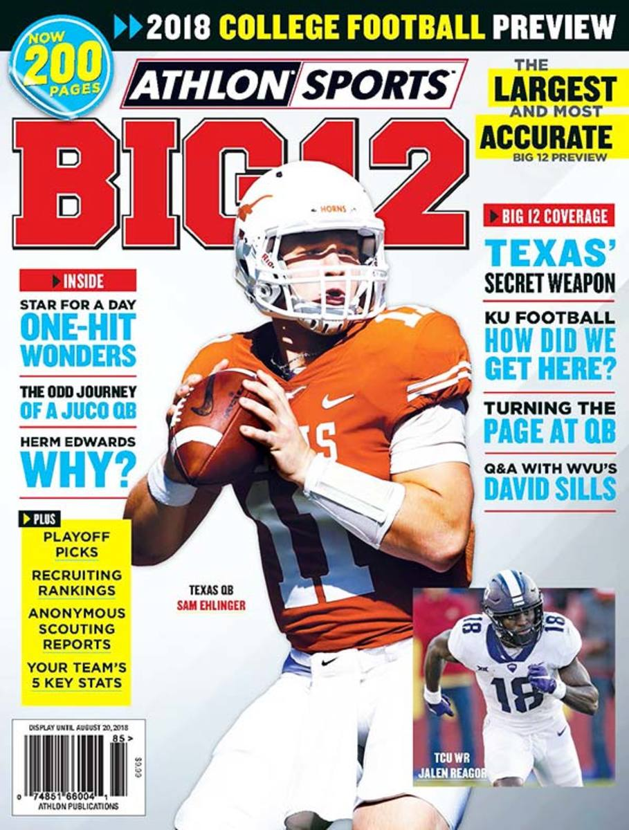 Texas Tech Football/Big 12 Magazine