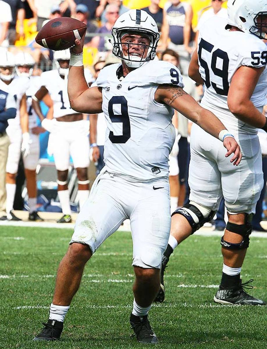 Trace McSorley College Football