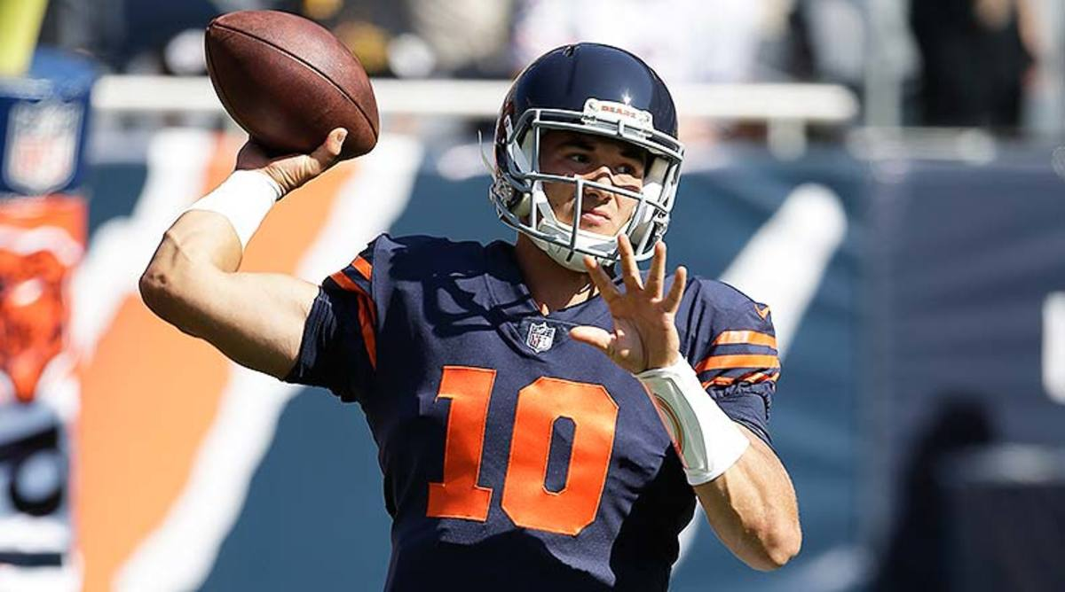 New York Jets vs. Chicago Bears Prediction and Preview: Mitchell Trubisky