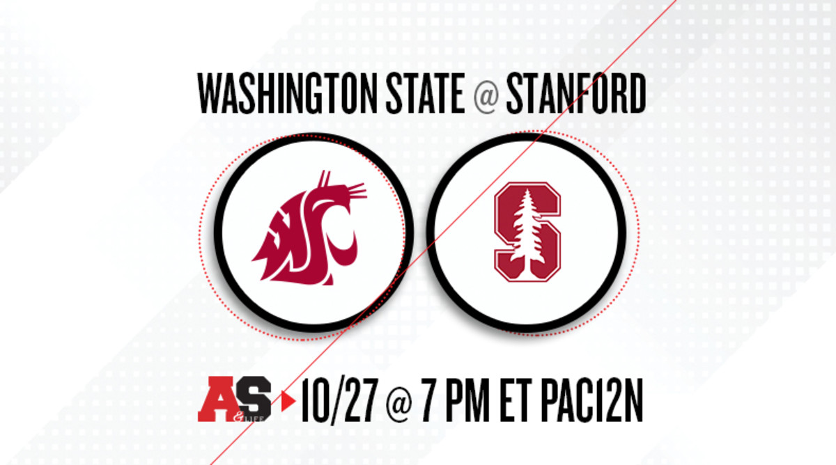 Washington State Cougars vs. Stanford Cardinal Prediction and Preview