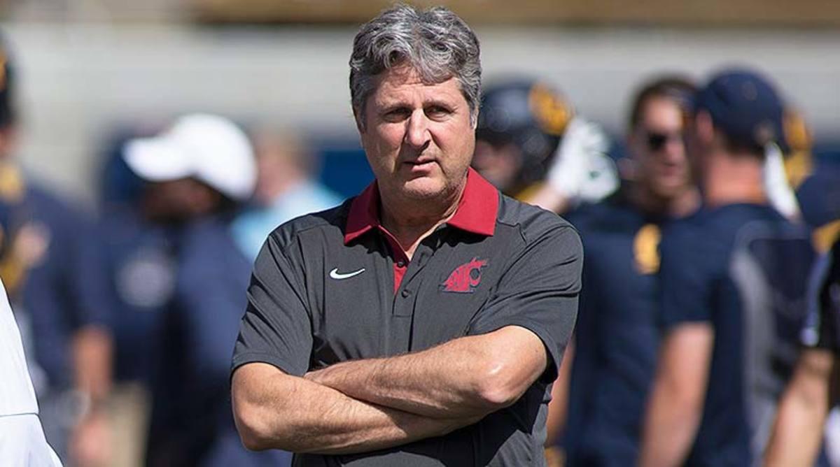 Mike Leach, Washington State Football