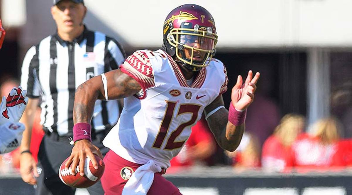 Florida State Seminoles Midseason Review and Second Half Preview: Deondre Francois