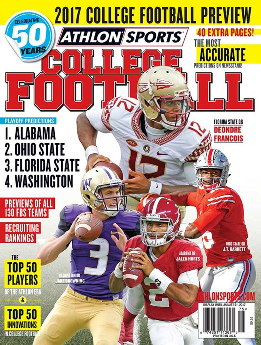 College Football Conference Power Rankings