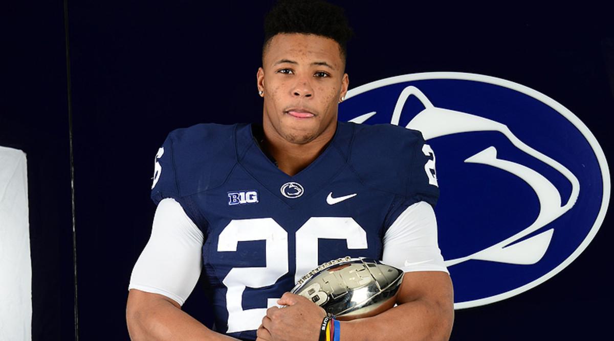 Saquon Barkley, Penn State Nittany Lions Football