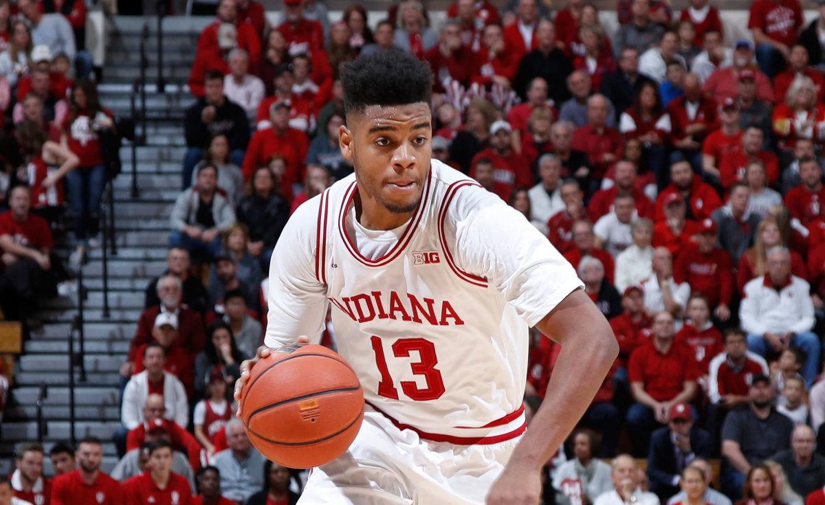 Indiana Basketball: Juwan Morgan