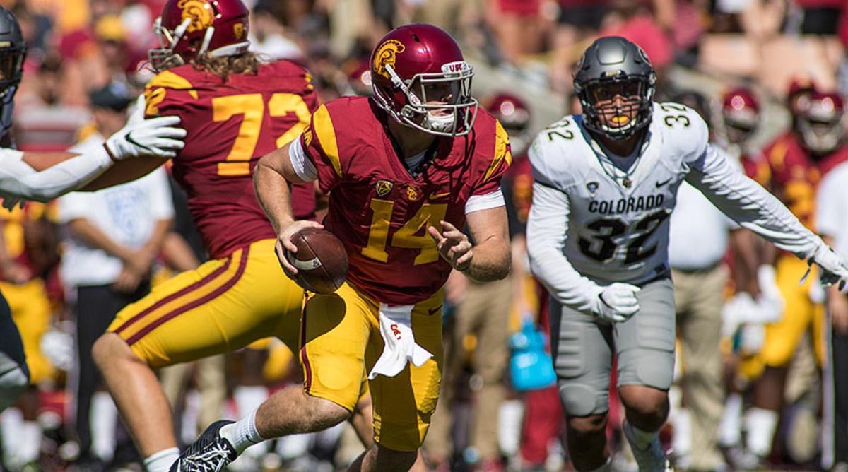 Sam Darnold, USC Trojans Football