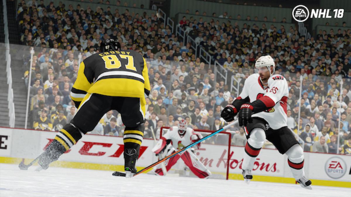 NHL Defensive Skill Stick
