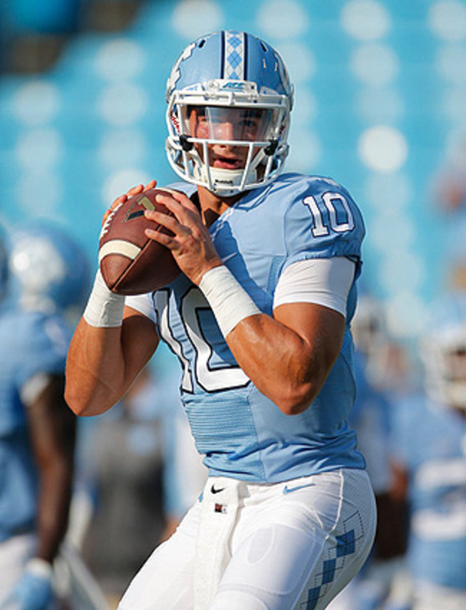 Mitch Trubisky may end up in Arizona (Mock Draft)