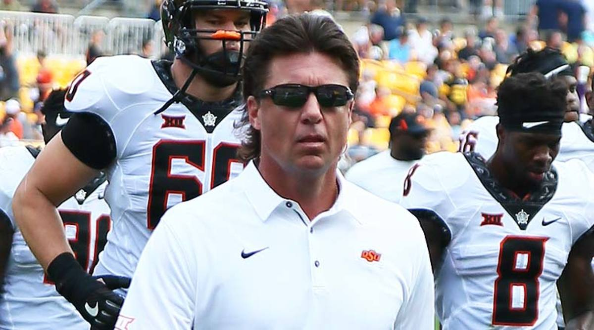 Mike Gundy College Football