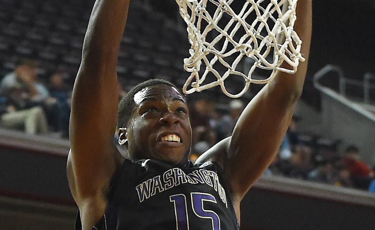 Washington Basketball: Noah Dickerson