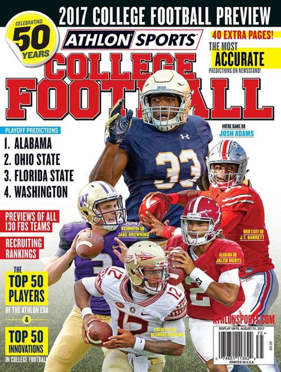 Western Michigan Football/National College Football Magazine