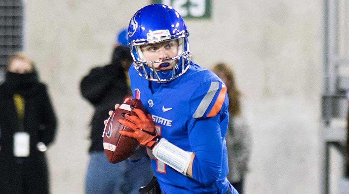 Brett Rypien, Boise State Football
