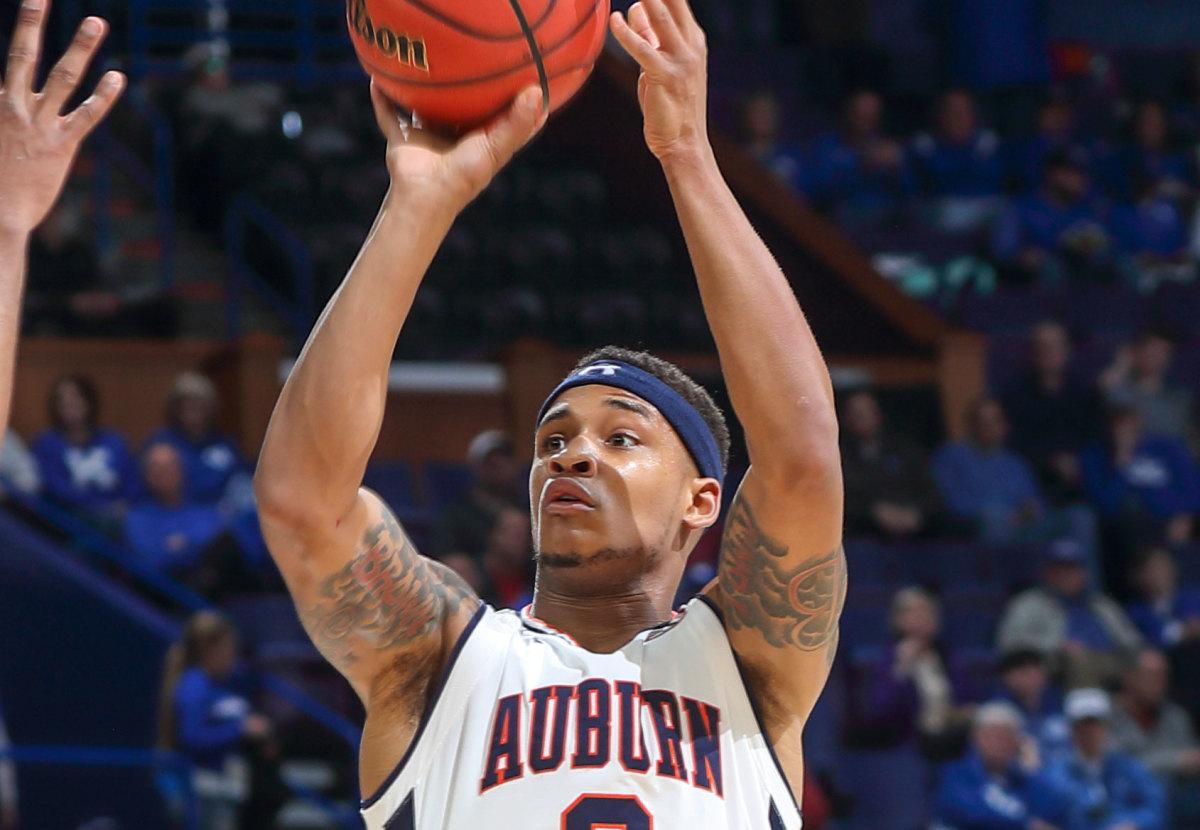 Auburn Basketball: Bryce Brown