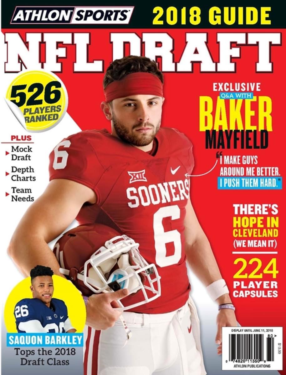 NFL Draft magazine