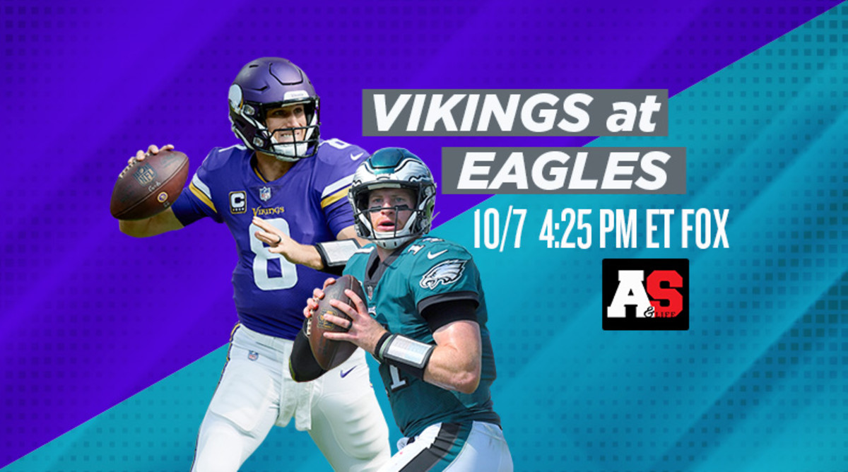 Minnesota Vikings vs. Philadelphia Eagles Prediction and Preview