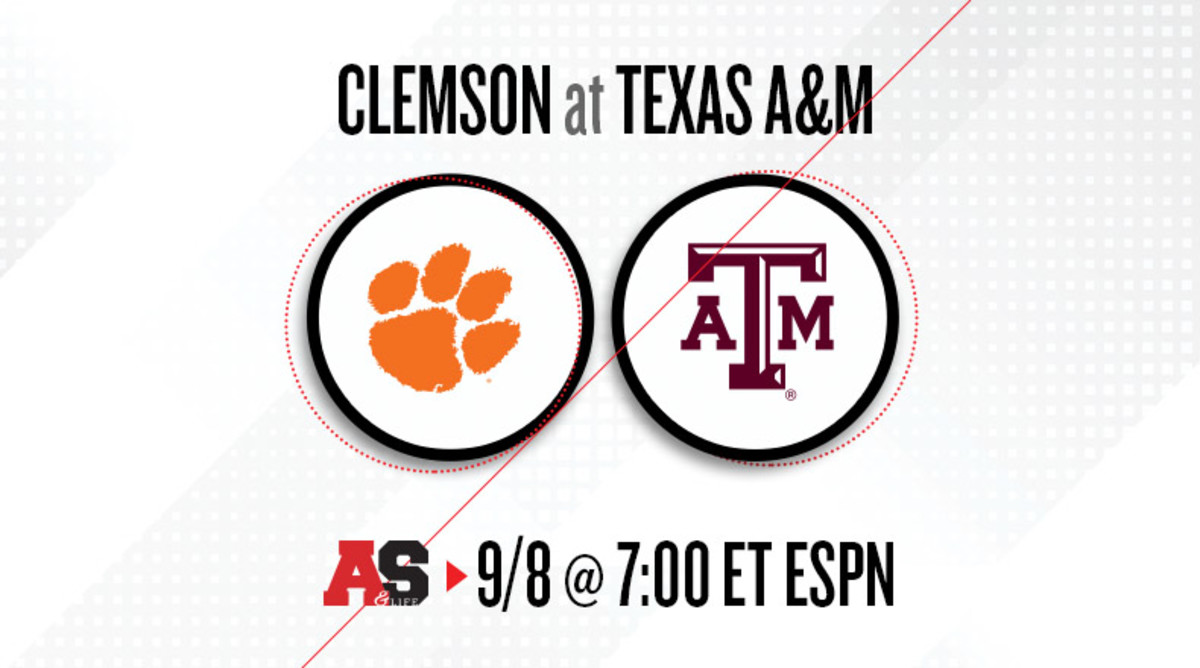 Clemson Tigers vs. Texas A&M Aggies Prediction and Preview