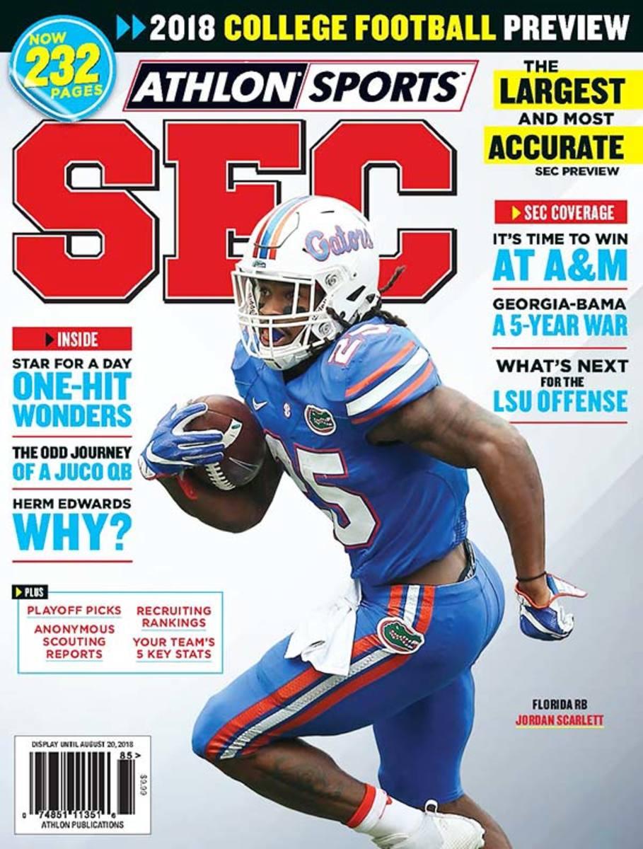 Florida Football/SEC Magazine
