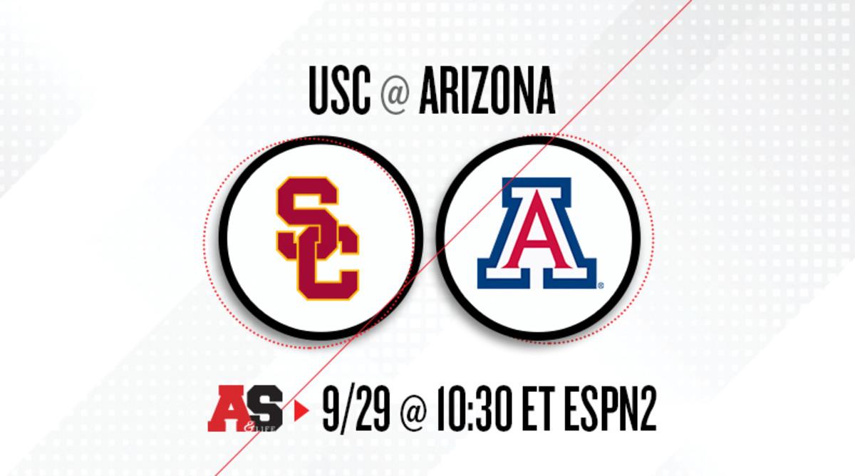 USC Trojans vs. Arizona Wildcats Prediction and Preview
