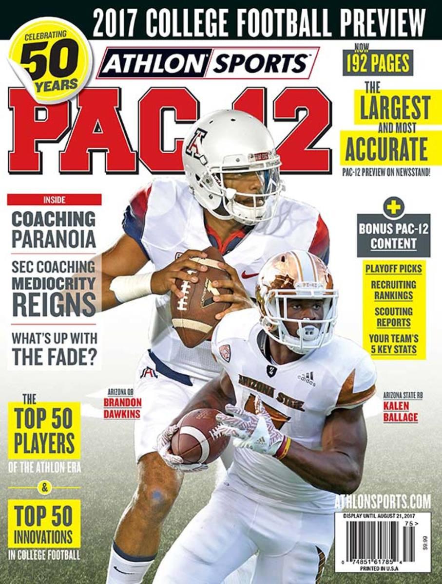Arizona State Football/Pac-12 Magazine