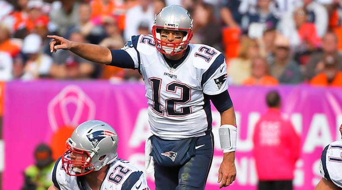 Tom Brady: NFL Picks for Week 10