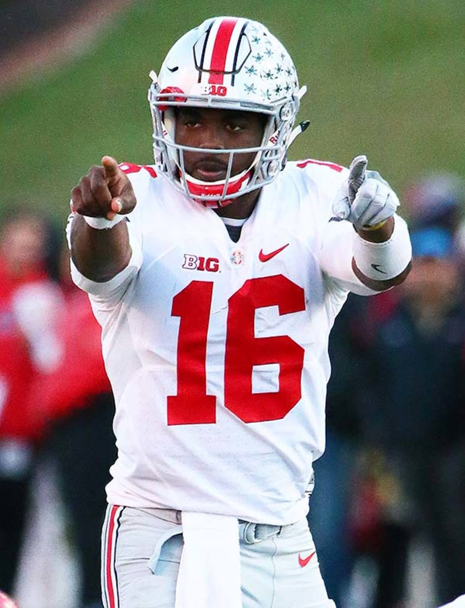 College Football Top 25: Ohio State QB