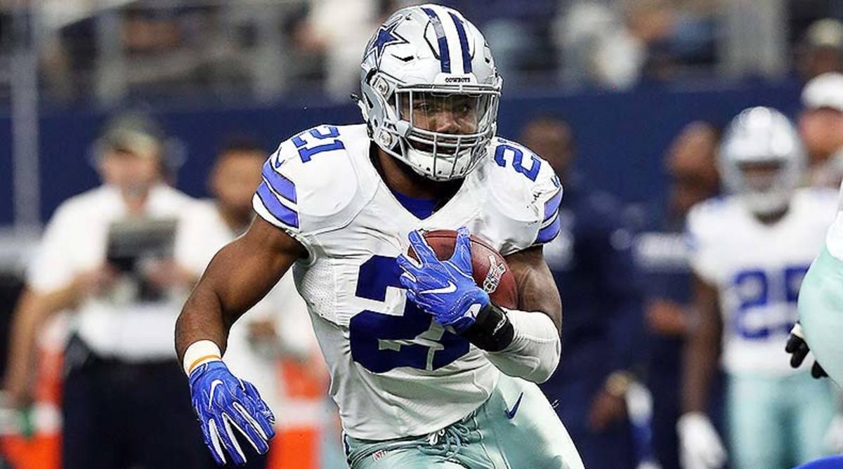 Jacksonville Jaguars vs. Dallas Cowboys Prediction and Preview: Ezekiel Elliott