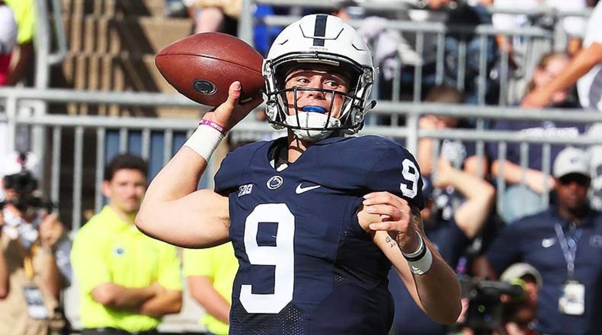 Penn State Nittany Lions Midseason Review and Second Half Preview: Trace McSorley