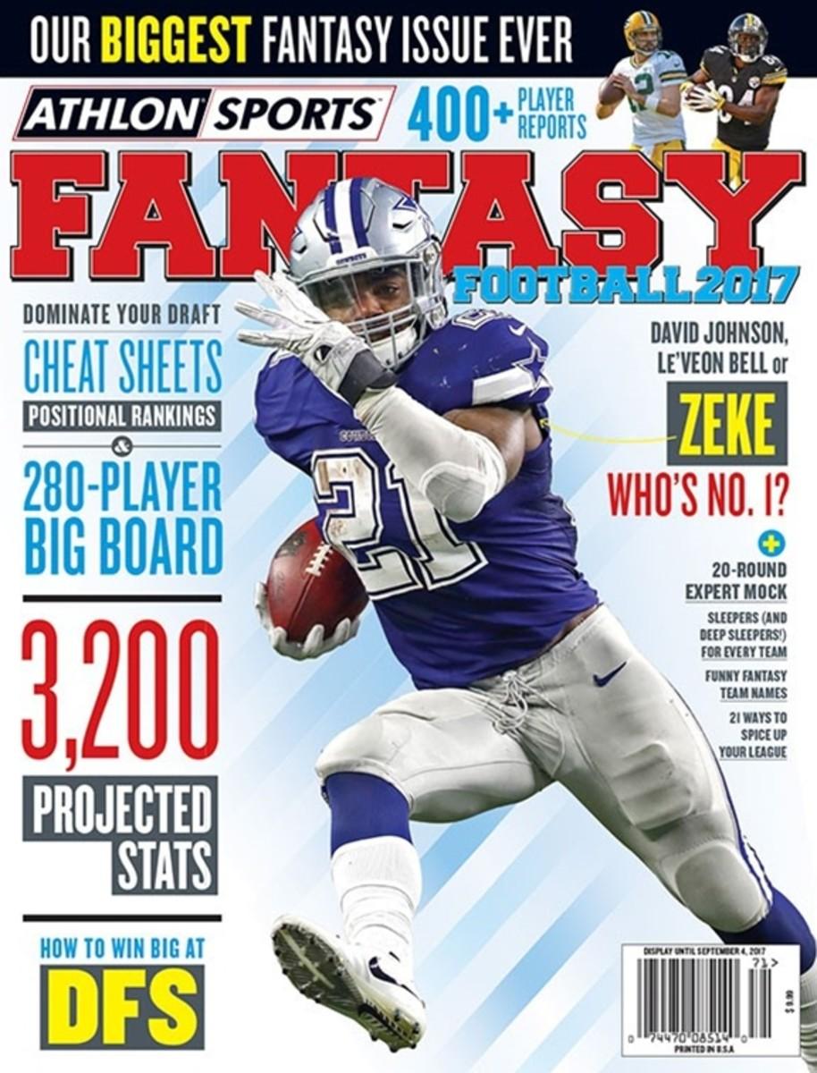 Fantasy Football/Fantasy Football Magazine