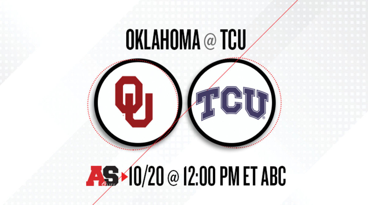 Oklahoma Sooners vs. TCU Horned Frogs Prediction and Preview