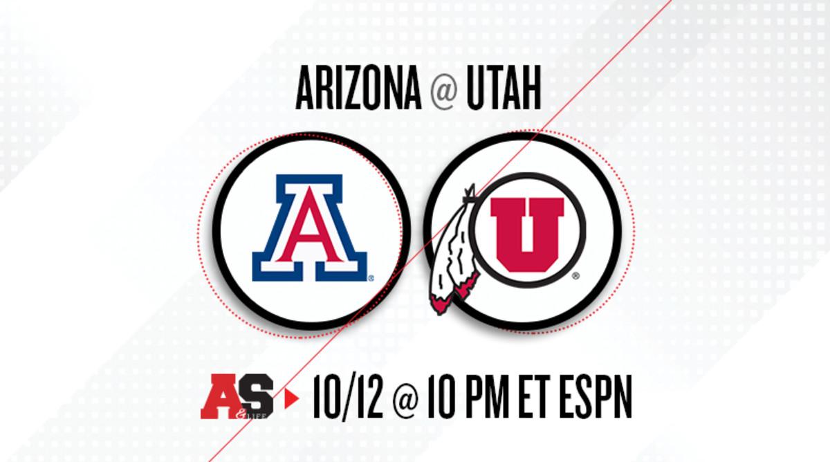 Arizona Wildcats vs. Utah Utes Prediction and Preview