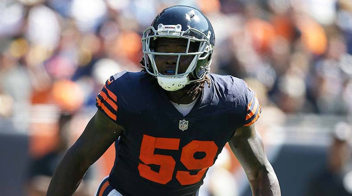 7 Players That Have Keyed the Chicago Bears' 3-1 Start: Danny Trevathan