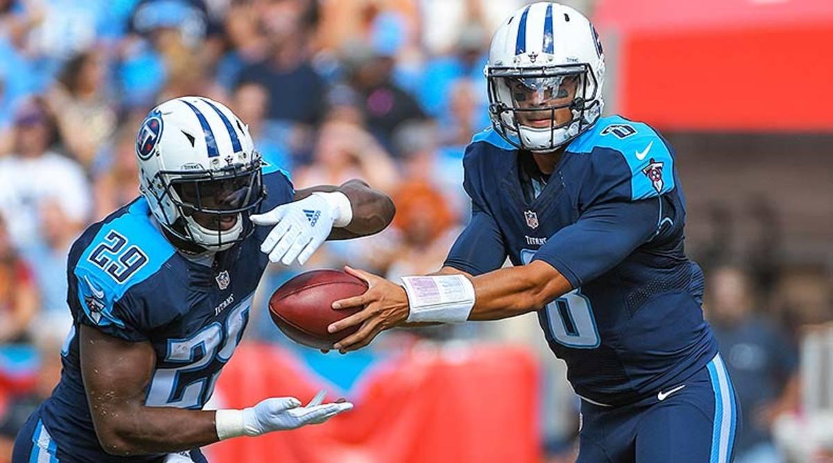DeMarco Murray and Marcus Mariota: NFL Picks Week 3