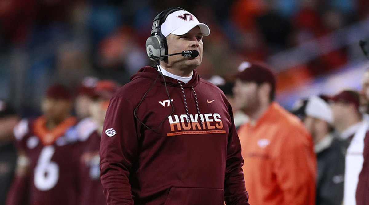 Justin Fuente, Virginia Tech Football