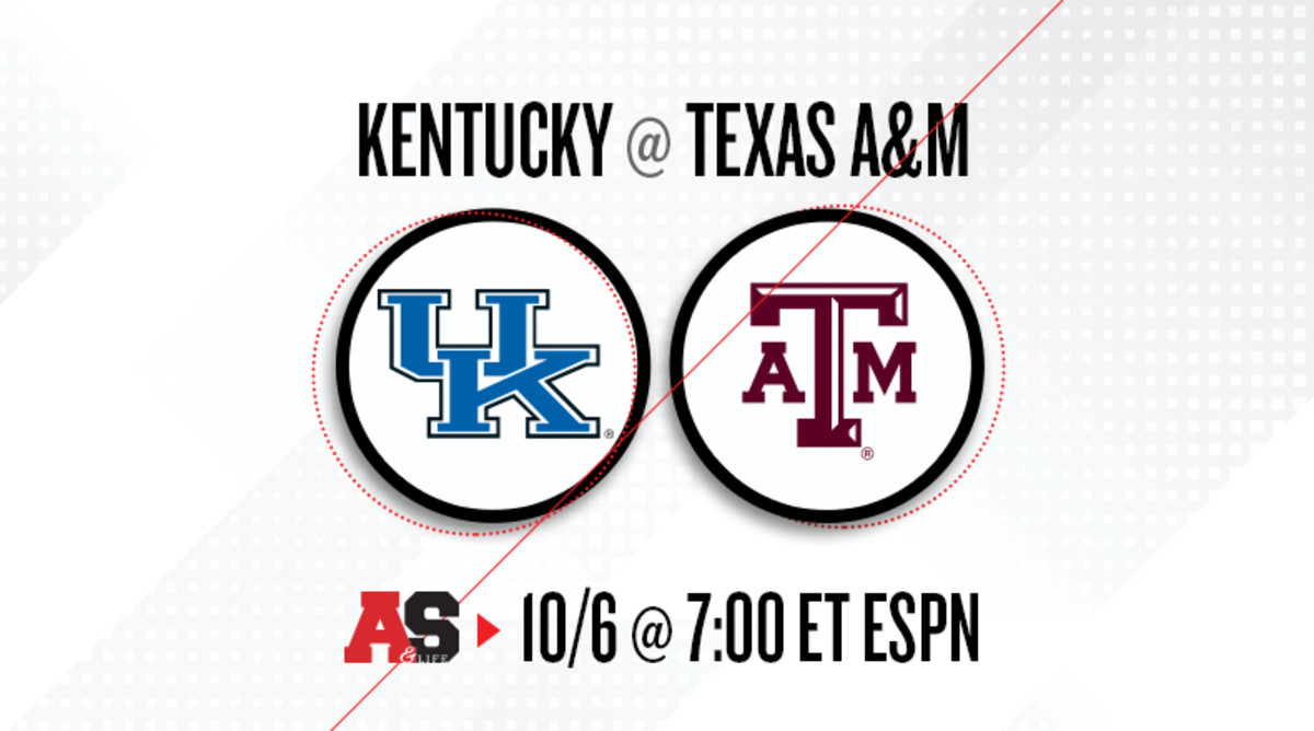 Kentucky Wildcats vs. Texas A&M Aggies Prediction and Preview