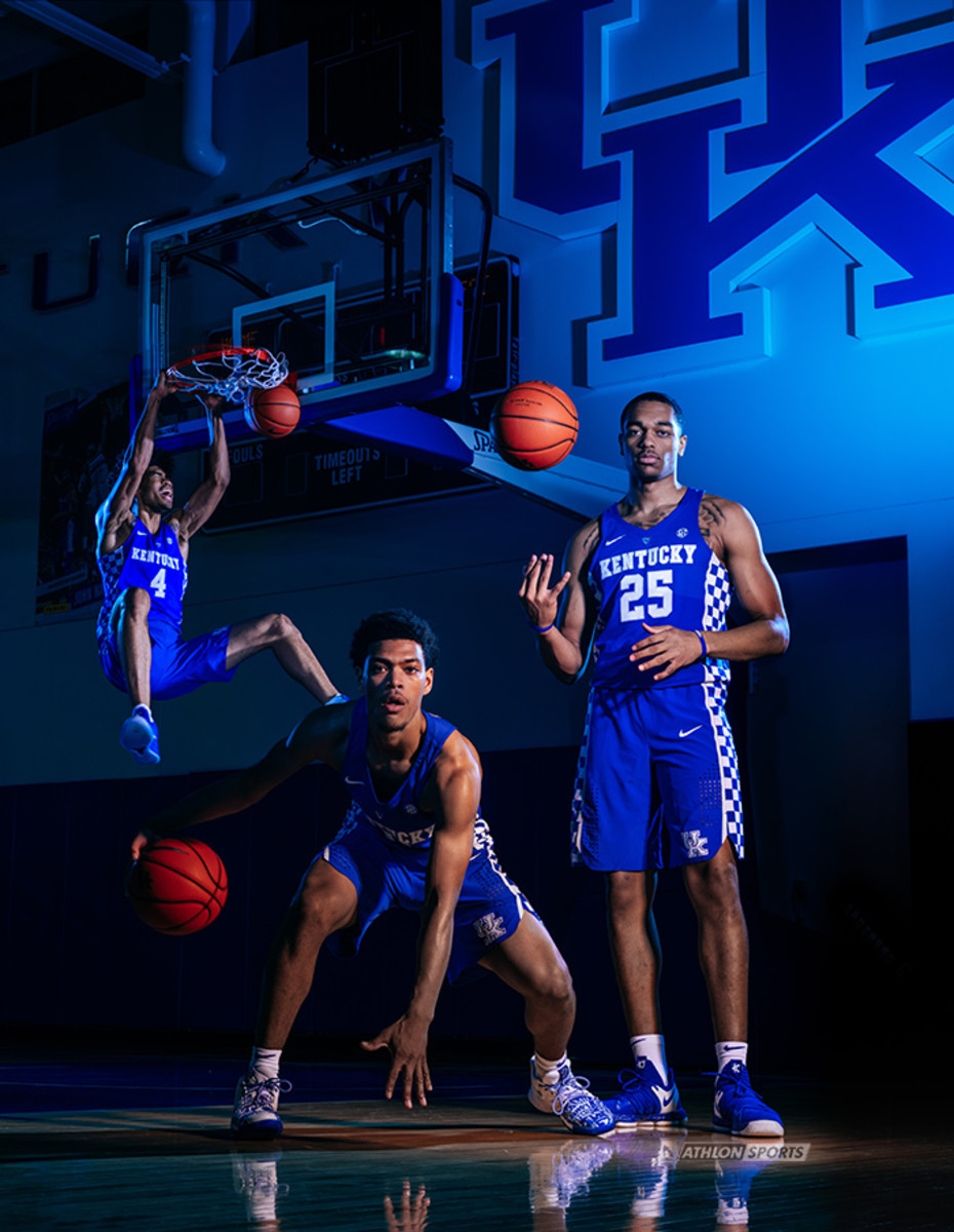Kentucky Basketball 2018-19