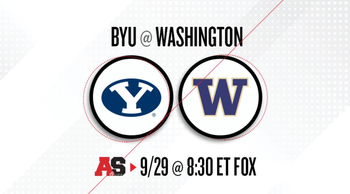 BYU Cougars vs. Washington Huskies Prediction and Preview