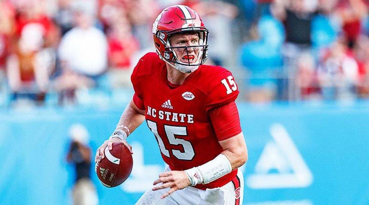 Ryan Finley, NC State Wolfpack Football