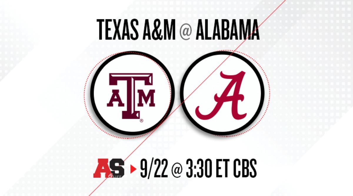 Texas A&M Aggies vs. Alabama Crimson Tide Prediction and Preview