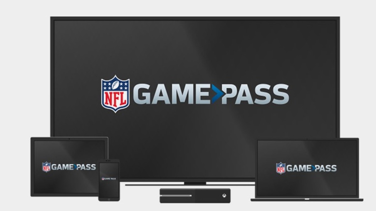 Stream NFL Games with NFL Game Pass