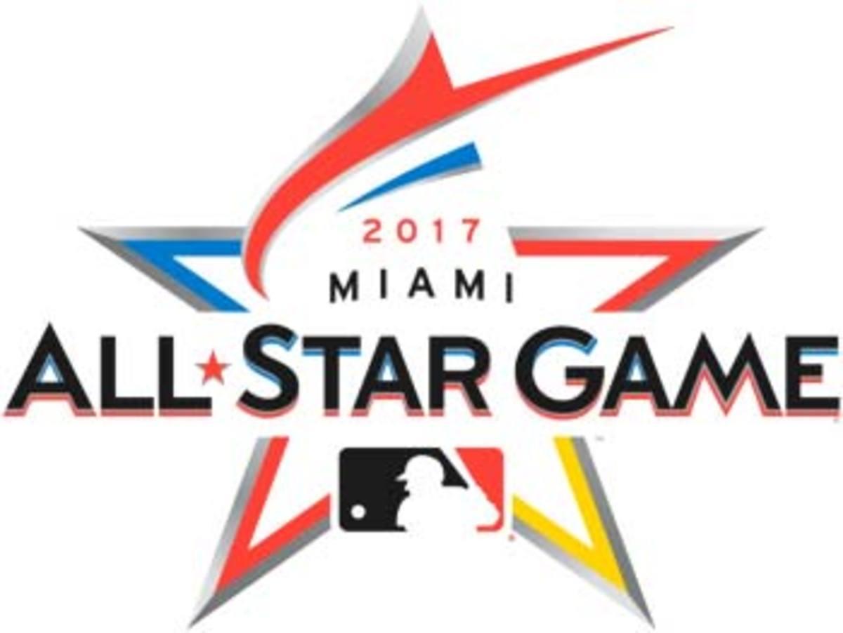 2017 MLB All-Star Game logo