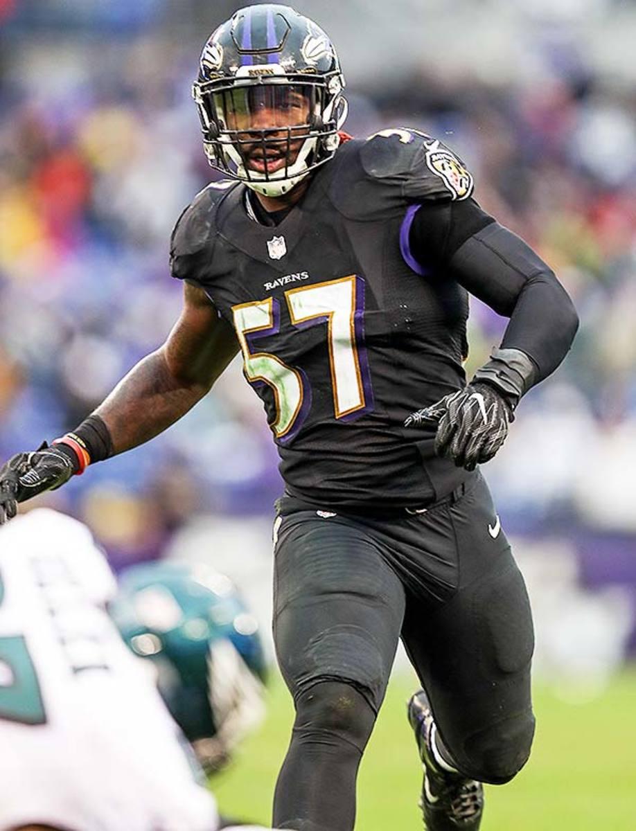 C.J. Mosley/Baltimore Ravens: Defense/Special Teams (DST) Rankings Week 1
