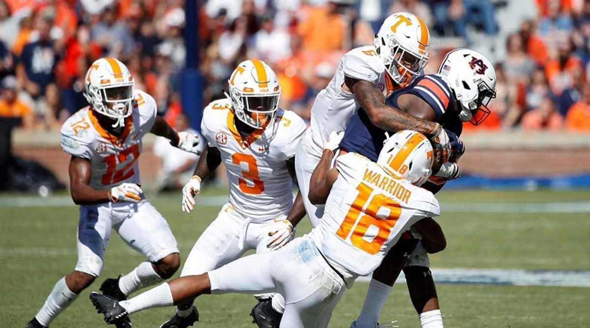 Tennessee Volunteers Midseason Review and Second Half Preview