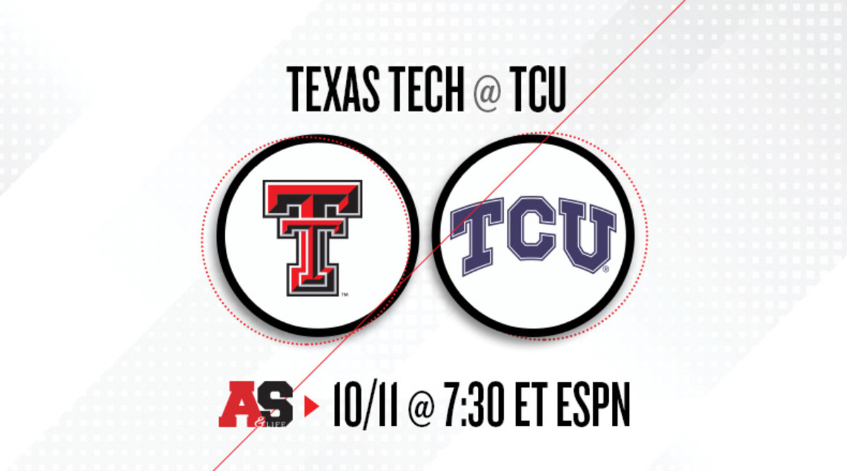Texas Tech Red Raiders vs. TCU Horned Frogs Prediction and Preview