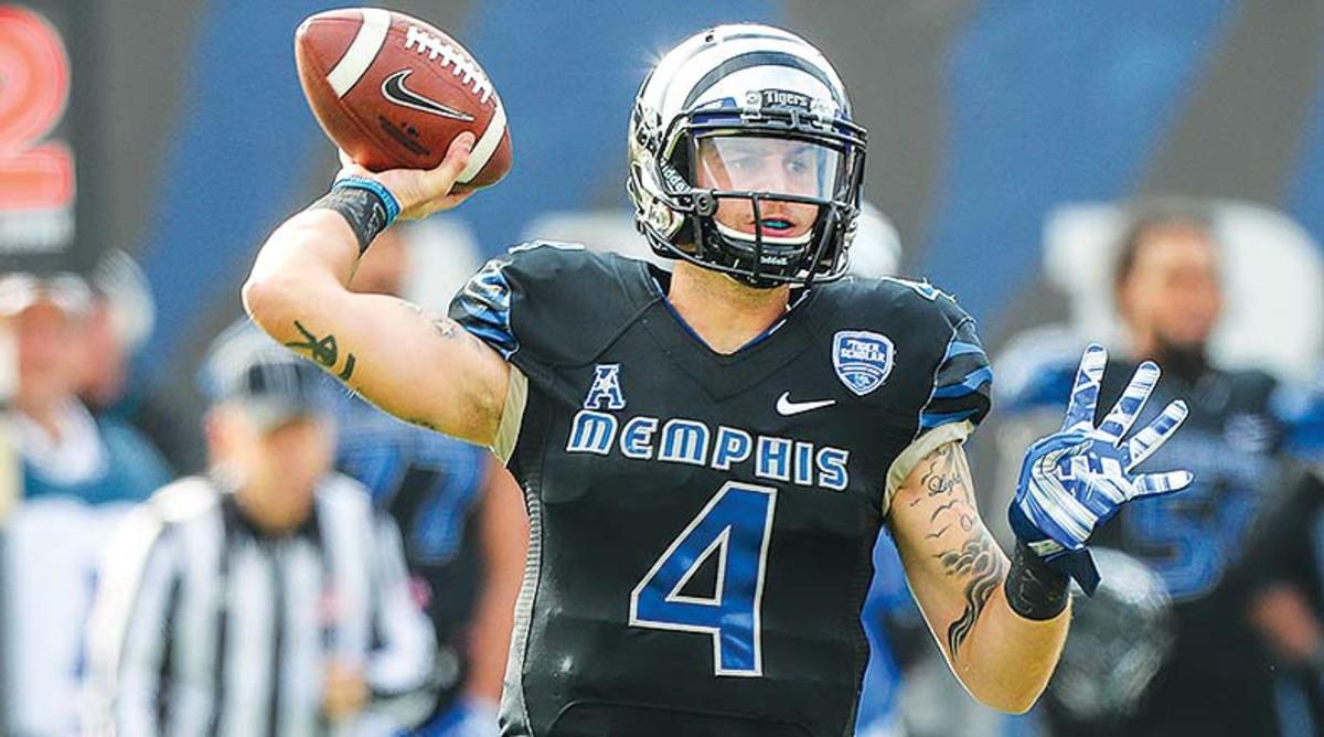 Riley Ferguson, Memphis Tigers Football