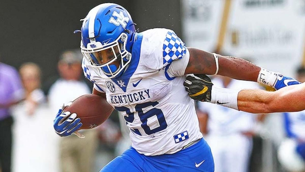 Benny Snell Kentucky Wildcats