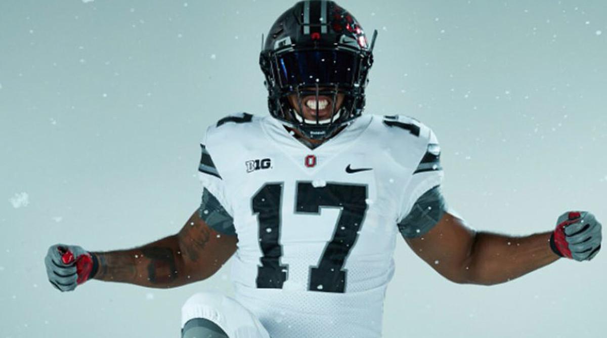 Ohio State Buckeyes Football Week 13 Alternate Uniform