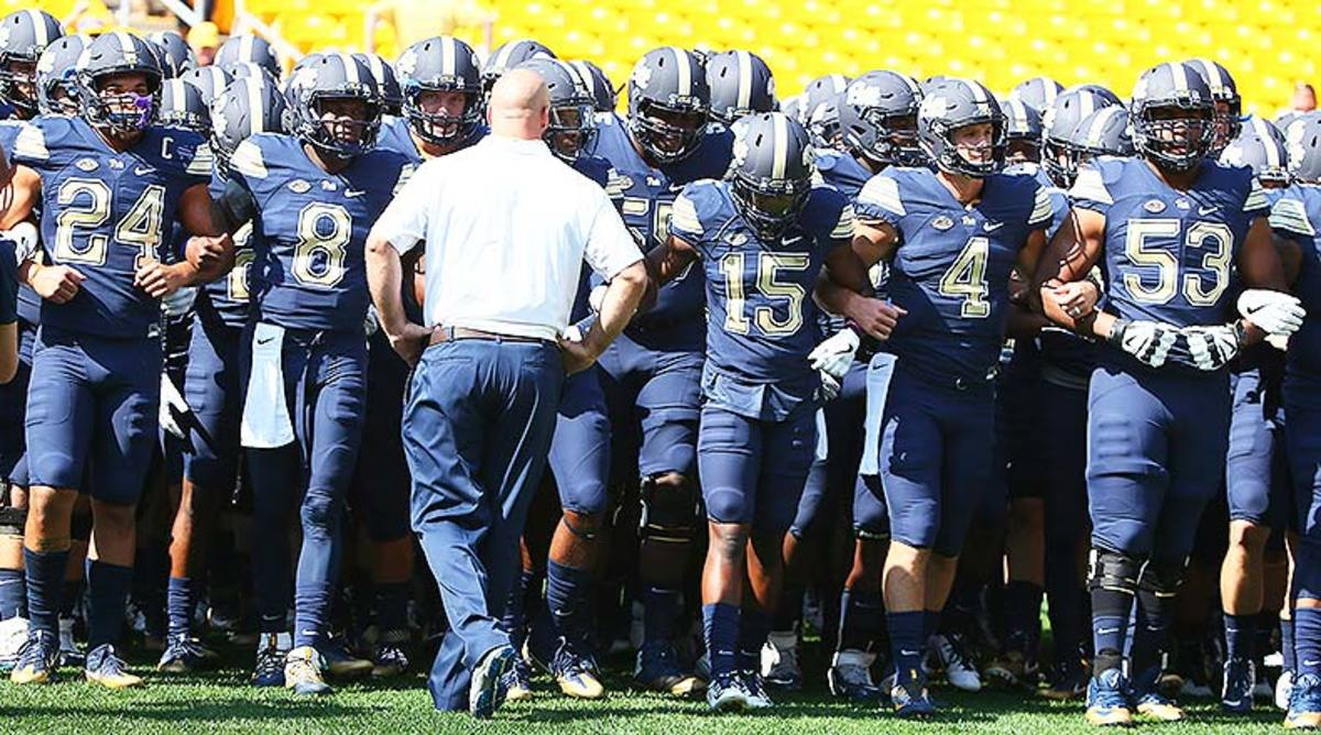 College Football Pittsburgh Panthers