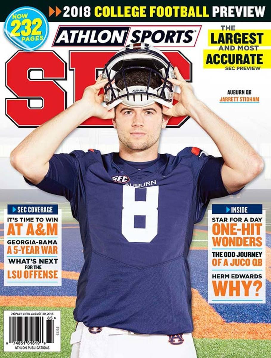 Auburn Football/SEC Magazine