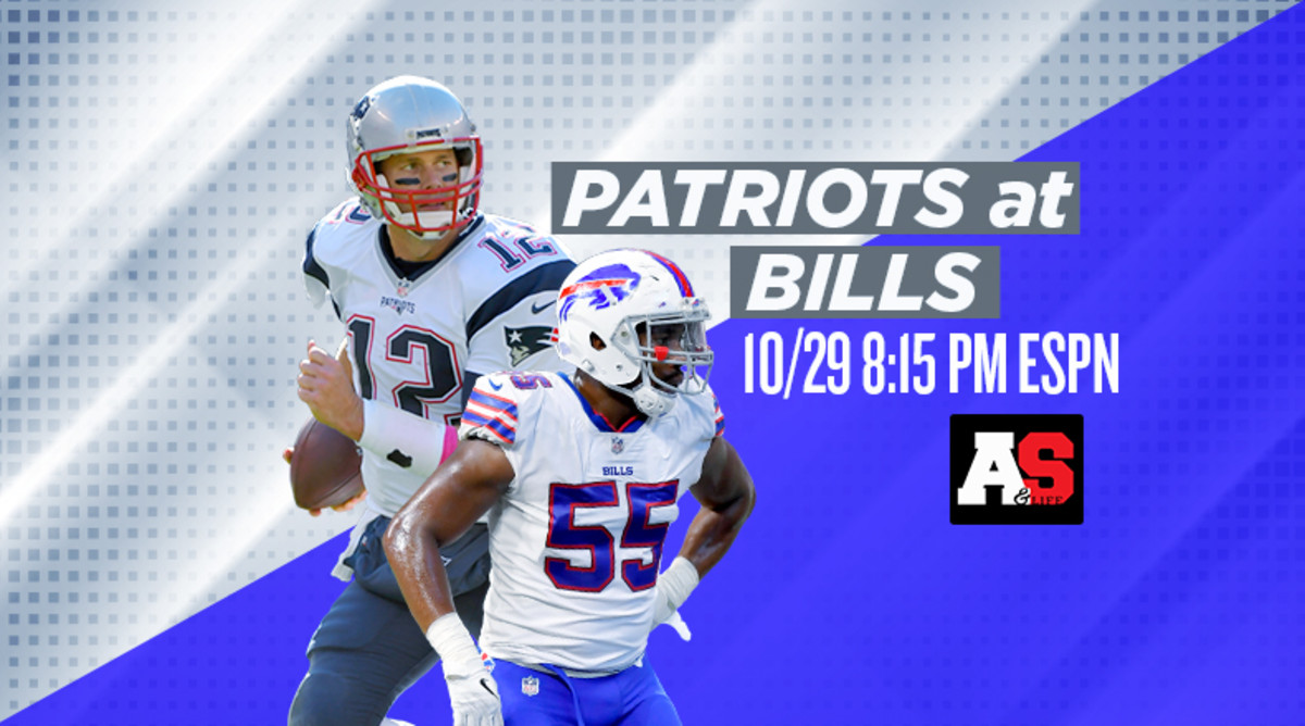 Monday Night Football: New England Patriots vs. Buffalo Bills Prediction and Preview